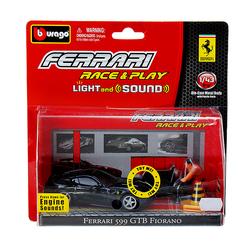 1:43 FER Машина Ferrari 599 GTB