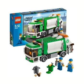 LEGO City Мусоровоз