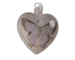 Сердце с бабочкой KARLSBACH