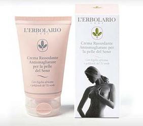 Крем от растяжек кожи груди L`ERBOLARIO