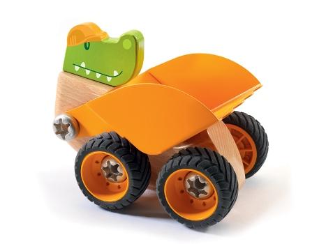 "Конструктор ""Крокодил Боб"" DJECO"