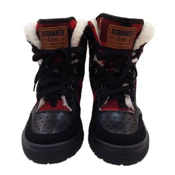 Dsquared2 Ботинки утепленные