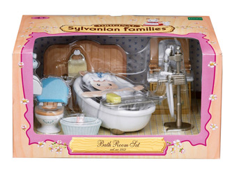 Sylvanian Families Набор Ванная комната