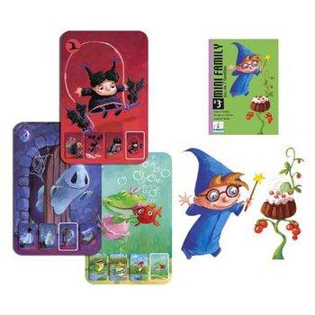 Карточная игра Мини-семья DJECO