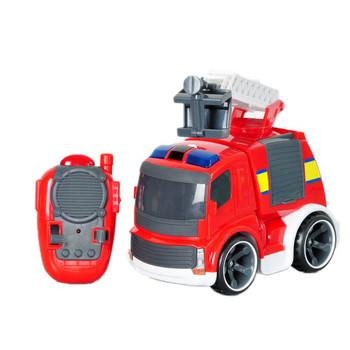 Пожарная машинка на р/у SILVERLIT