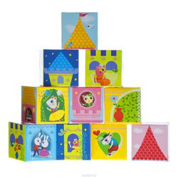 Набор кубиков Замок принцессы Djeco