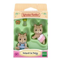 Sylvanian Families Набор Полосатые котята-двойняшки
