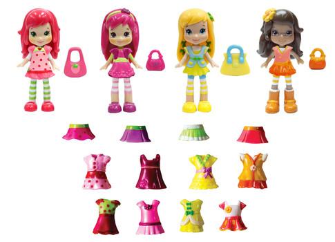 Шарлотта Земляничка Набор кукол