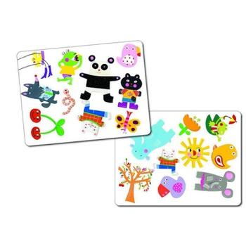 DJECO Карточная игра Шляпа волшебника, с 6 лет