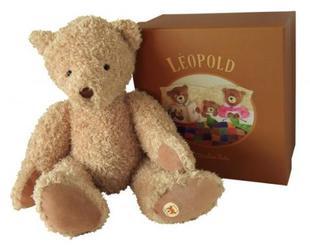 """Медведь """"Леопольд"""" Moulin Roty"""