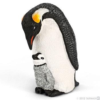 Императорский пингвин с птенцом SCHLEICH