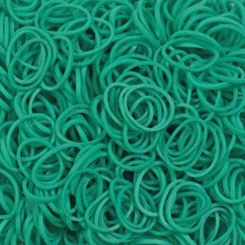 Сине-зеленые резинки RAINBOW LOOM