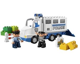 LEGO Duplo Полицейский грузовик
