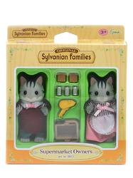 Sylvanian Families Набор Владельцы супермаркета