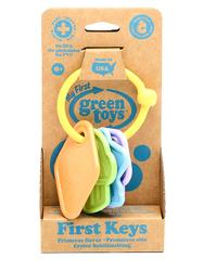 Прорезыватель-погремушка Ключики Green Toys