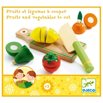 Набор Фрукты и овощи Djeco