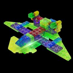 LaserPegs Набор 4 в 1. Аэропланы
