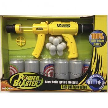 Оружие с шарами Power Blaster