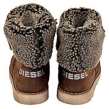 Сапоги утепленные Diesel