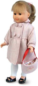 Кукла в розовом пальто Petitcollin