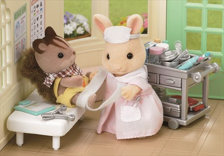 Набор Медсестра с аксессуарами, Sуlvаniаn Fамiliеs