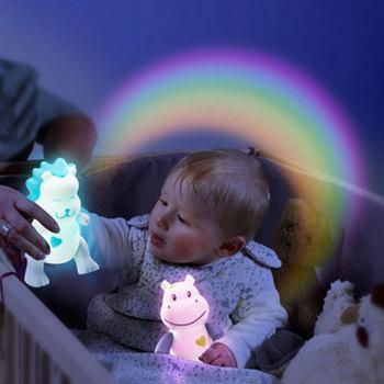 Ночник-игрушка Лев Pabobo