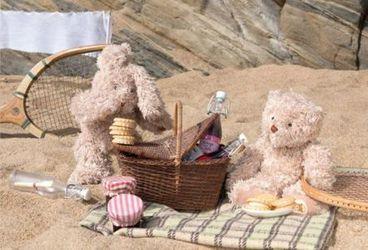 "Медведь ""Леони"" Moulin Roty"