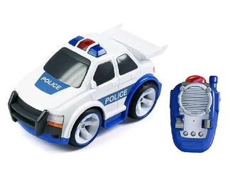 Машинка на р/у Полиция SILVERLIT
