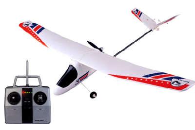 Самолет Flying Hawk Hobby Engine