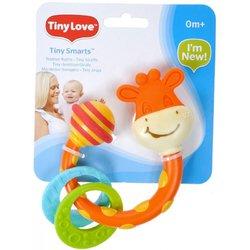Погремушка-прорезыватель жираф Сеня Tiny Love