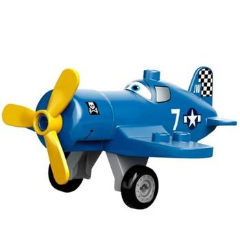LEGO Duplo Лётная школа Шкипера