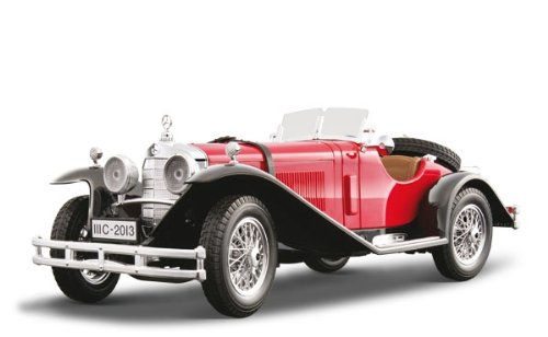 Машина Мерседес-Бенц 1928 Bburago