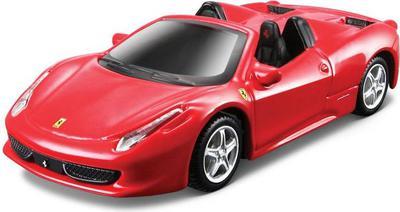 1:43 FER Машина СБОРКА Ferrari 458 Spider