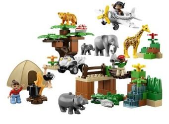 LEGO Duplo Фотосафари