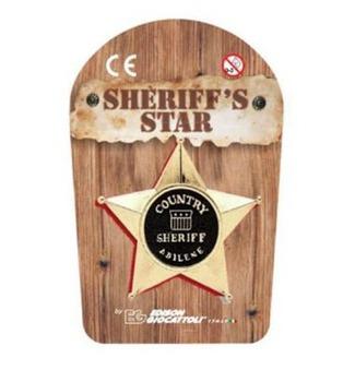 Звезда Шерифа Edison