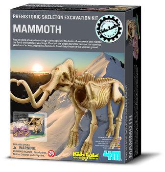Скелет Мамонта 4M