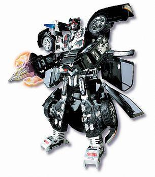 Робот-трансформер Mitsubishi Lancer