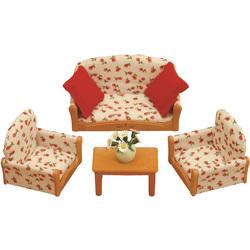 Sylvanian Families Набор Мягкая мебель для гостиной