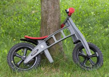 "Беговел ""Cross"" Silver FirstBike"
