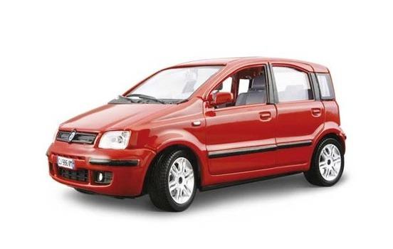 Машина Fiat Nuova Panda 2003 Bburago