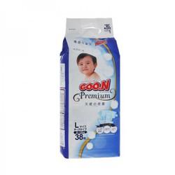 Goon Premium Подгузники L (9-14 кг), 38 шт