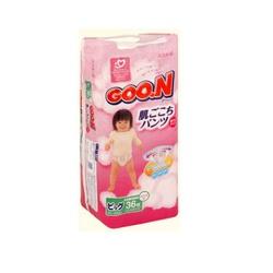 Goon Premium Трусики-подгузники 12-20 кг, 36 шт