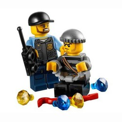 LEGO City Полицейский квадроцикл
