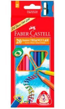JUNIOR GRIP, 20 шт Faber-Castell