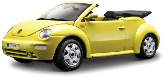 Машина Volkswagen New Beetle Cabrio Bburago