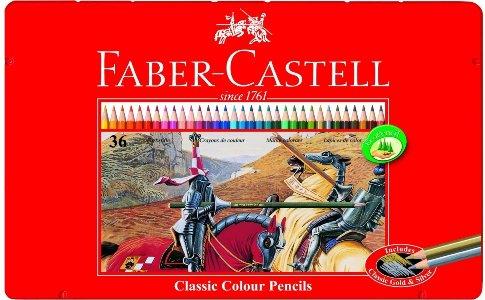 Рыцарь Faber-Castell, 36шт