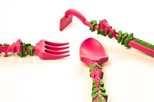 Набор столовых приборов Constructive Eating