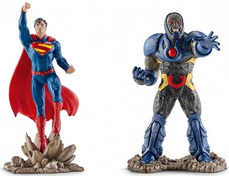 Супермен и Дарксейд SCHLEICH