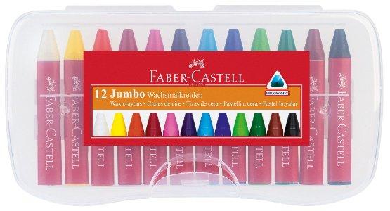 Faber-Castell JUMBO,12шт