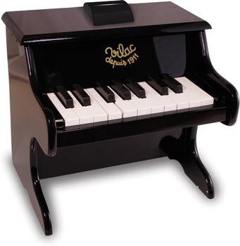 Фортепиано чёрное (18 клавиш) VILAC